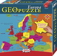 GeoPuzzle - Europa