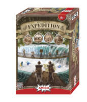 Expedition - Abenteurer Entdecker Mythen