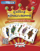 Königs-Rommé - Five Crowns