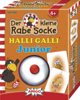 OOP Rabe Socke Halli Galli Junior