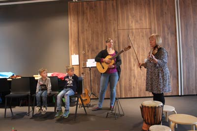 Musik-Workshop