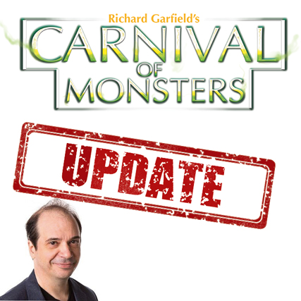 Carnival of Monsters-Update