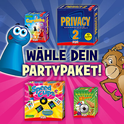 Silvester Partypaket