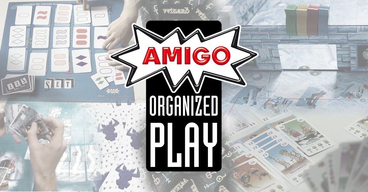 AMIGO Organized Play