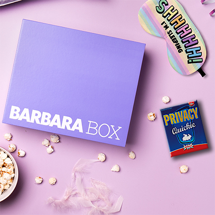 Barbara Box Privacy Quickie
