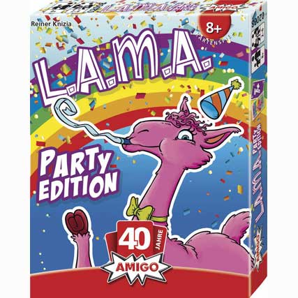 LAMA - Party Edition